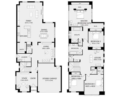 metricon home floor plans new home floor plans interactive house metricon homes