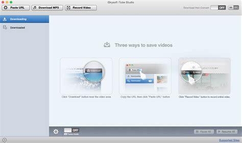 download mp3 from youtube mac safari iskysoft itube studio for mac complete review