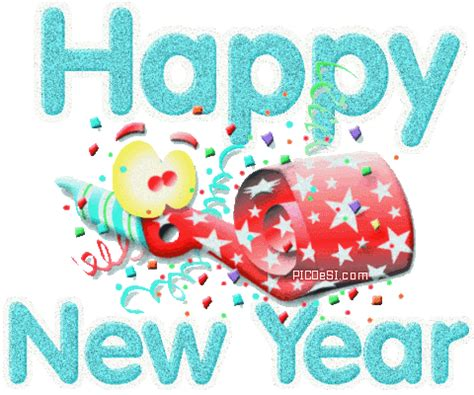 happy new year glitter graphics new year pictures images for whatsapp