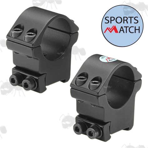 Grosiran Mounting Scope Low Diameter 25mm sportsmatch uk 17mm dovetail rail scope ring mounts to50c