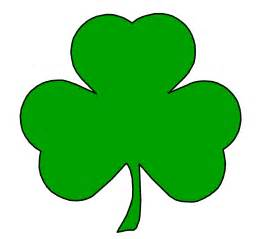 Shamrock Outline Clipart by Shamrock Dr