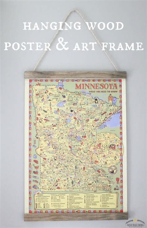 how to hang a map without a frame 18 best map gallery wall images on pinterest craft