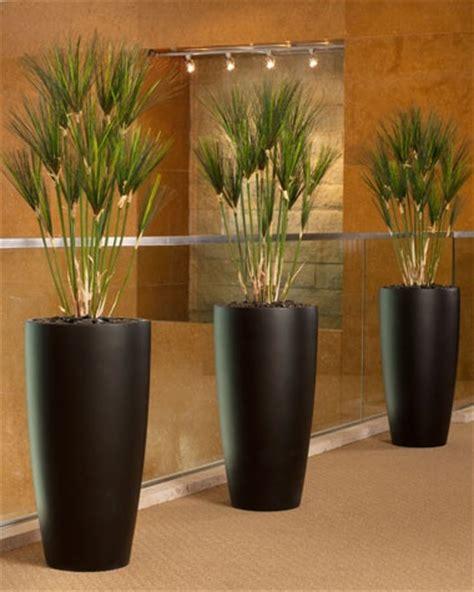 authentic silk papyrus plants home decor  artificial