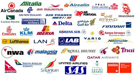 airline brands logo in vector format eps ai cdr svg for free