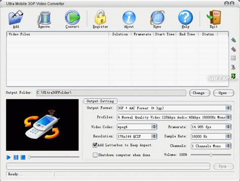 full version video converter software free download ultra mobile 3gp video converter free download full