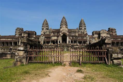 Angkur I angkor wat on angkor wat cambodia and angkor