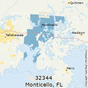 best places to live in monticello zip 32344 florida