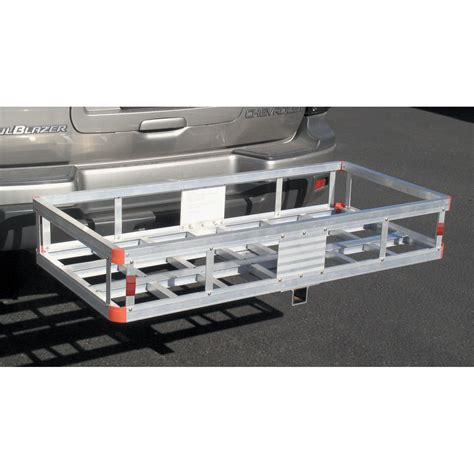Aluminum Cargo Rack by 500 Lb Capacity Aluminum Cargo Carrier