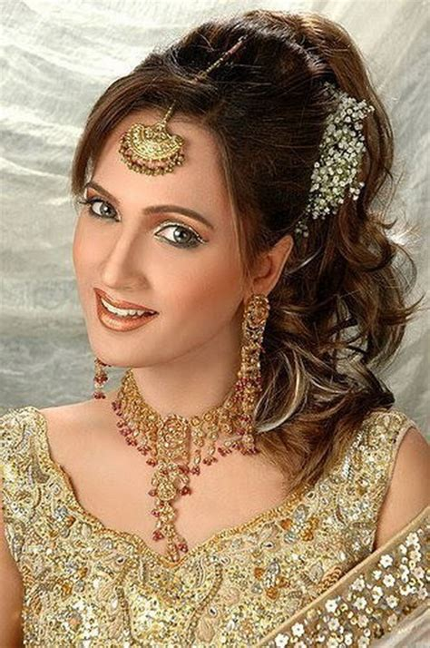 bridal hairstyles in pakistan hairstyles in pakistan
