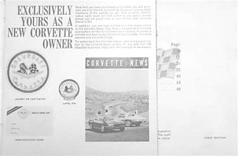 service repair manual free download 1964 chevrolet corvette spare parts catalogs directory index chevrolet corvette 1964 chevrolet corvette 1964 corvette owners manual