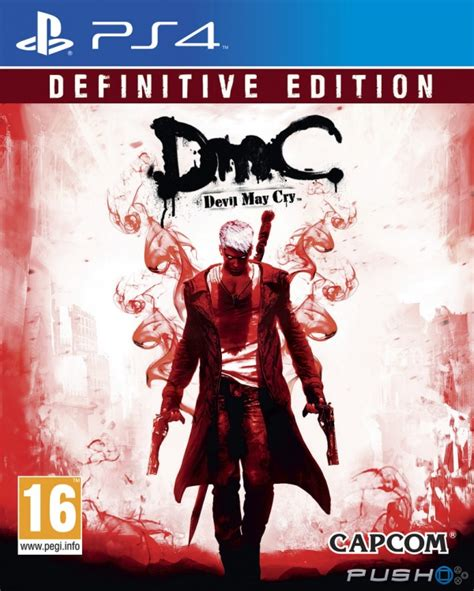 dmc may cry definitive edition review ps4 push square