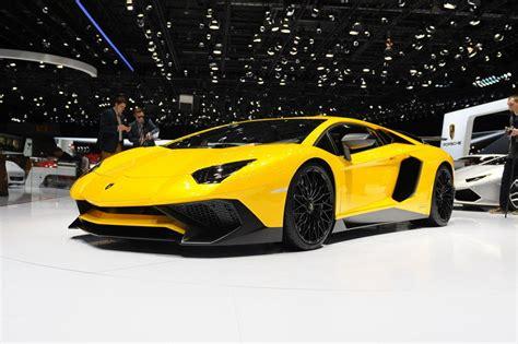 Top Speed For Lamborghini Aventador 2015 Lamborghini Aventador Superveloce Review Top Speed