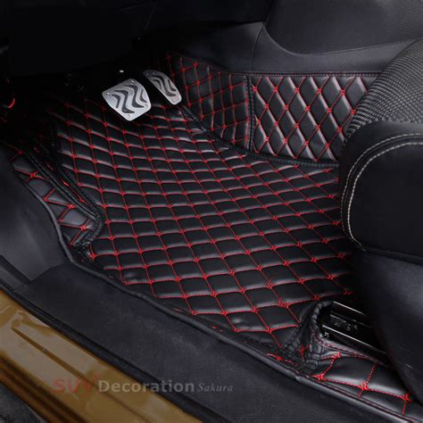 Mat Accessories by For Nissan Teana J32 2008 2012 Interior Floor Pad Covers