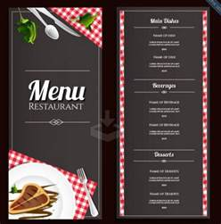 restaurant menu card templates best menu templates for restaurant templates vip