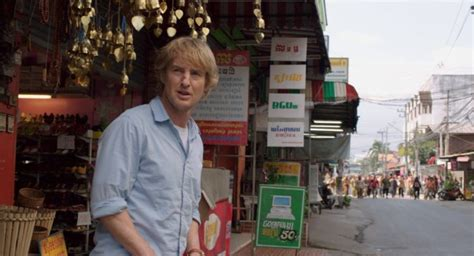 owen wilson behind enemy lines wow no escape blu ray dvd review