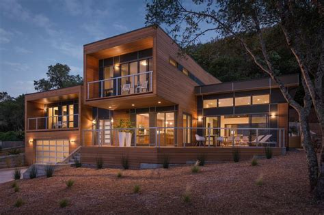 pop up house is affordable prefabulous green housing quot prefabulous quot 6 stunning sonoma county prefab homes