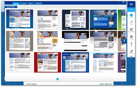 1and1 Website Builder Templates 1 1 Mywebsite Review Of The Website Builder