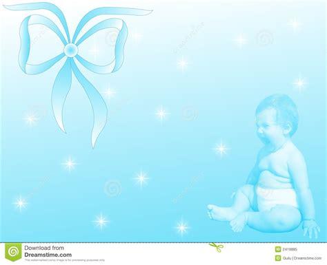 clipart nascita nascita maschio bambino illustrazione di stock