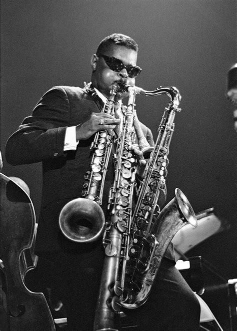 Rahsaan Roland Kirk. American jazz multi-instrumental… in