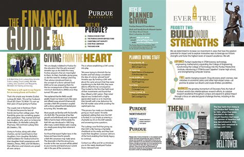 Planned Giving Brochure Renanlopes Me Planned Giving Template