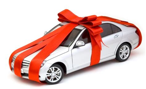 car gifts a car for a birthday gift great idea