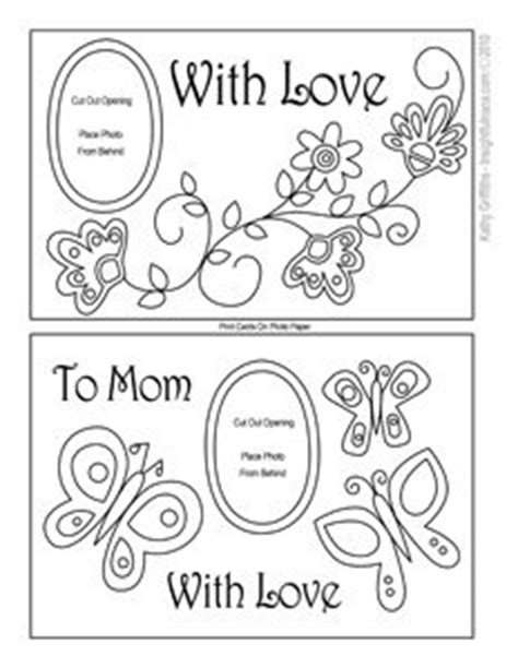 simple mothers day card activities with templates for 6th graders 1000 images about printables s day on