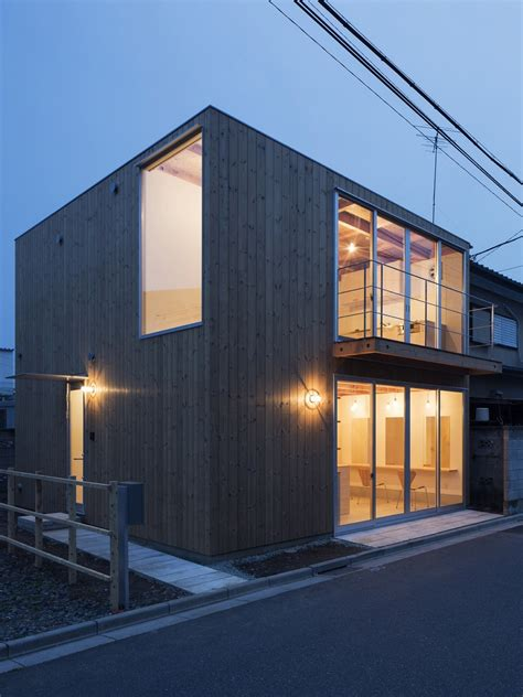 building your home gallery of wooden box house suzuki architects 8