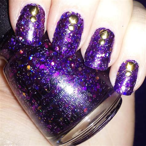 purple nail art designs ideas design trends