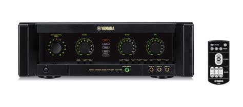 Mixer Karaoke Yamaha audio centre yamaha kma 1080 karaoke system