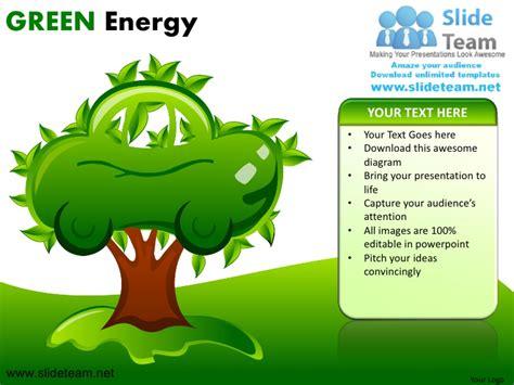 energy design for powerpoint green energy powerpoint ppt slides