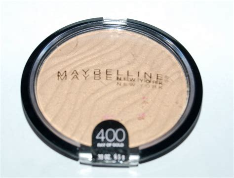 Maybelline Pressed Powder maybelline illuminator pressed powder color of gold 400