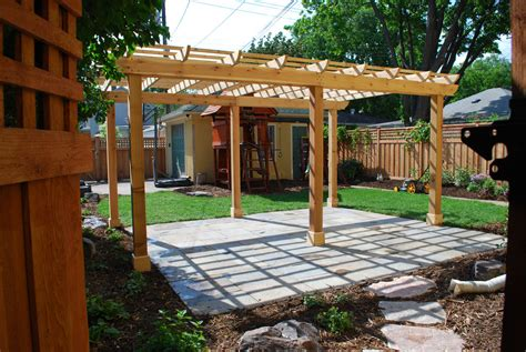 Do I Need A Permit To Build A Pergola 2017 Update Constructing A Pergola