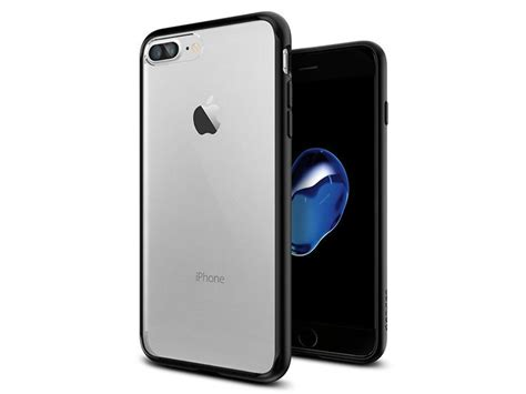 iphone 7 etui etui spigen ultra hybrid iphone 7 8 plus black 4kom pl