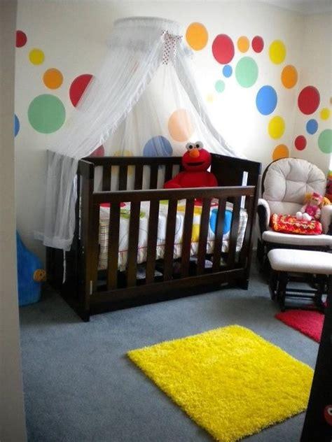 Sesame Street Nursery Sweet Dreams Pinterest Babies Sesame Nursery Decor