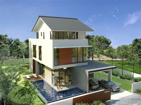 bungalo house plans find out modern bungalow house plans modern house plan