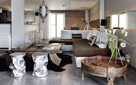 masculine interior design apartment in modern house with a classic twist decoholic