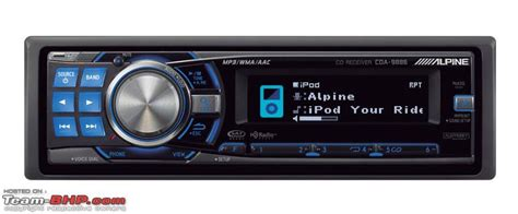 Alpine Cde 140e Like New alpine cd player or digital media receiver or a clarion 2