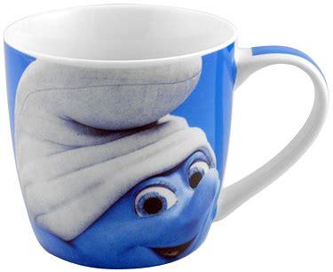 smurfs mugs