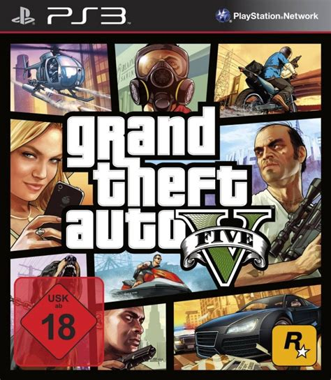 Versicherung Auto Gta 5 by Gta 5 Grand Theft Auto V Ps3 Playstation 3 Fsk 18