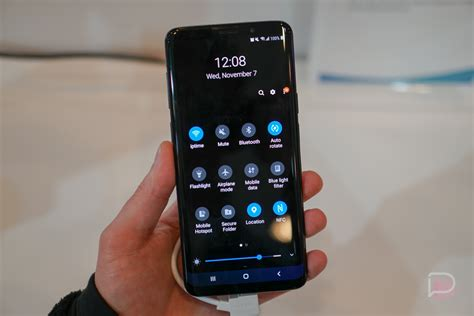 here s a photo tour of samsung s one ui droid