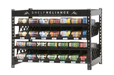 shelf reliance shelving