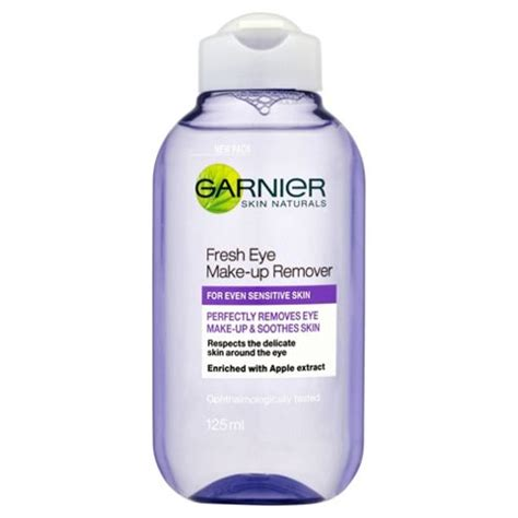 Makeup Remover Garnier Buy Garnier Clean Fresh Eye Makeup Remover 125ml From