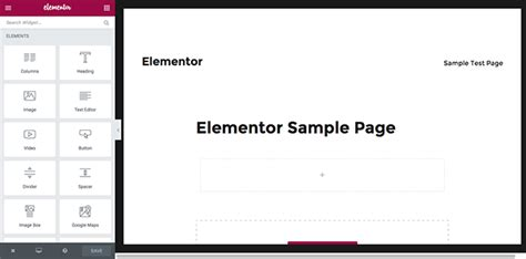 Blankpager Blank Pager Plugin Wp Theme 1 elementor 綷崧