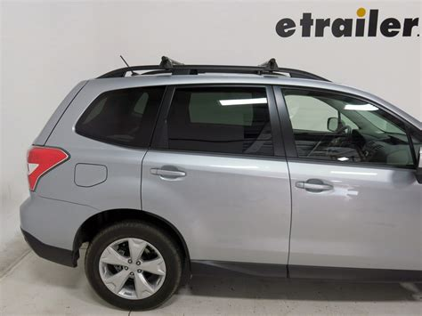 2008 Subaru Legacy Roof Rack by 2008 Subaru Forester 48 Quot Crossbars For Yakima Roof