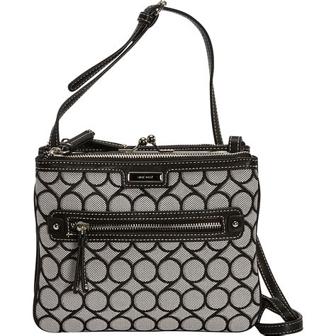 9 Nine West Handbags by Nine West Handbags 9s Jacquard Crossbody Patterns 2 Colors