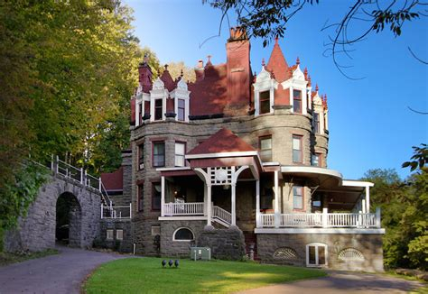 best bed and breakfast near nyc historic burrell overlook mansion 725 000 pricey pads