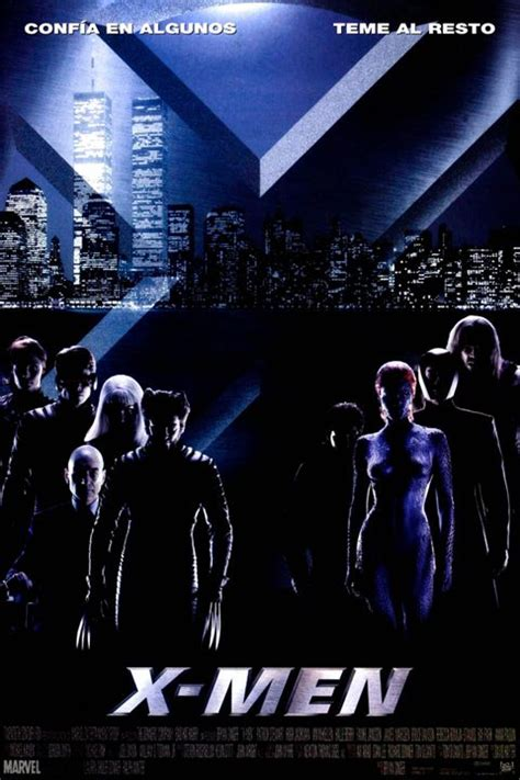film online x men 1 subtitrat cartel de x men poster 1 sensacine com