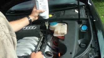 2005 Audi A4 Transmission Fluid 2005 Audi S4 Manual Transmission Fluid Change B6