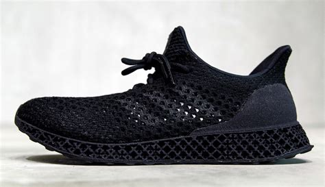 Sepatu Adidas Futurecraft black adidas futurecraft 3d sneaker bar detroit