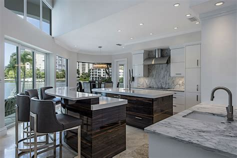 Home Design And Remodeling Miami by Naples Home Gets Modern And Masculine Miami Style